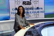 Foto/IPP/Gioia Botteghi   23/05/2014 Roma Maria Cuffaro nel nuovo tg3
