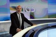 Foto/IPP/Gioia Botteghi   23/05/2014 Roma Riccardo Chartroux nel nuovo tg3