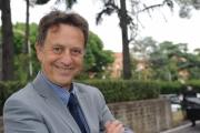 Foto/IPP/Gioia Botteghi 28/05/2014 Roma presentazione della fiction di rai uno A TESTA ALTA, nella scuola ufficiali dei carabinieri, nella foto: Massimo Wertmuller invitato