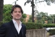 Foto/IPP/Gioia Botteghi 28/05/2014 Roma presentazione della fiction di rai uno A TESTA ALTA, nella scuola ufficiali dei carabinieri, nella foto: Ettore Bassi