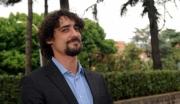 Foto/IPP/Gioia Botteghi 28/05/2014 Roma presentazione della fiction di rai uno A TESTA ALTA, nella scuola ufficiali dei carabinieri, nella foto: Marco Cocci