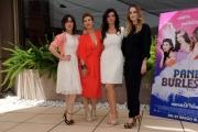 Foto/IPP/Gioia Botteghi 28/05/2014 Roma presentazione del film Pane e Burlesque, nella foto: Lauta Chiatti, Sabrina Impacciatore, Michela Andreozzi, Giovanna Rei