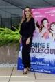 Foto/IPP/Gioia Botteghi 28/05/2014 Roma presentazione del film Pane e Burlesque, nella foto: Lauta Chiatti