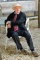 Foto/IPP/Gioia Botteghi   18/06/2014 Roma  Letterature_ festival internazionale di Roma XIII edizione, nella foto: Dario Fò