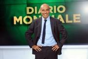 Foto/IPP/Gioia Botteghi   19/06/2014 Roma   Carlo Paris conduce Diario Mondiale