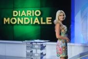 Foto/IPP/Gioia Botteghi   19/06/2014 Roma   Paola Ferrari conduce Diario Mondiale