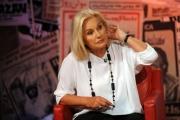 Foto/IPP/Gioia Botteghi   24/06/2014 Roma   una puntata di Stracult raitre ospite Gabriella Farinon