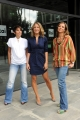 Foto/IPP/Gioia Botteghi   14/07/2014 Roma  presentazione del programma di rai tre MILLENNIUM nella foto le tre conduttrici : Marianna Aprile Mia Ceran e Elisabetta Margonari
