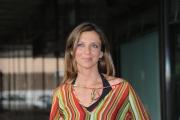 Foto/IPP/Gioia Botteghi   14/07/2014 Roma  presentazione del programma di rai tre MILLENNIUM nella foto una delle tre conduttrici : Elisabetta Margonari