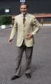Foto/IPP/Gioia Botteghi 31/07/2014 Roma  Spot televisivo di rai uno conMarco Liorni che condurrà la vita in diretta