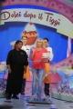 Foto/IPP/Gioia Botteghi 08/09/2014 Roma prima puntata dela nuova trasmissione di Antonella Clerici DOLCI DOPO IL TG con Ambra la pasticcera