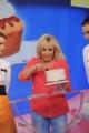 Foto/IPP/Gioia Botteghi 08/09/2014 Roma prima puntata dela nuova trasmissione di Antonella Clerici DOLCI DOPO IL TG