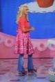 Foto/IPP/Gioia Botteghi 08/09/2014 Roma prima puntata dela nuova trasmissione di Antonella Clerici DOLCI DOPO IL TG ( un look terribile)