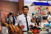 Foto/IPP/Gioia Botteghi 08/09/2014 Roma prima puntata de La prova del cuoco, nella foto Marco Di Buono curatore di una rubrica nella trasmissione