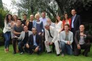 Foto/IPP/Gioia Botteghi 10/09/2014 Roma il cast di Tali e Quali