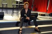 Foto/IPP/Gioia Botteghi 11/09/2014 Roma trasmissione radiofonica STAISERENA nella foto: Serena Dandini