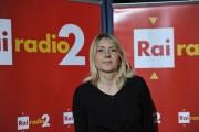 Foto/IPP/Gioia Botteghi 11/09/2014 Roma trasmissione radiofonica STAISERENA nella foto: Paola Marchesini, nuovo direttore Rai Radio2