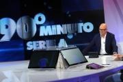 Foto/IPP/Gioia Botteghi 14/09/2014 Roma la nuova edizione di Novantesimo minuto, nella foto: Marco Mazzocchi