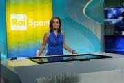 Foto/IPP/Gioia Botteghi 14/09/2014 Roma la nuova edizione di Stadio Sprint con Giovanna Carollo