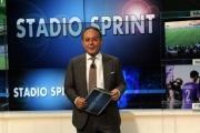 Foto/IPP/Gioia Botteghi 14/09/2014 Roma la nuova edizione di Stadio Sprint presentata da Enrico Varriale