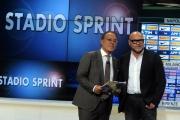 Foto/IPP/Gioia Botteghi 14/09/2014 Roma la nuova edizione di Stadio Sprint presentata da Enrico Varriale e Serse Cosmi