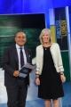 Foto/IPP/Gioia Botteghi 15/09/2014 Roma IL PROCESSO DEL LUNEDI, nella foto: Enrico Varriale con con il mistro Giannini