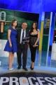 Foto/IPP/Gioia Botteghi 15/09/2014 Roma IL PROCESSO DEL LUNEDI, nella foto: Enrico Varriale con Francesca Brienza e Sabrina Cavezza 2 giornaliste