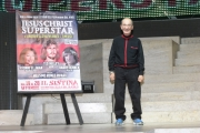 Foto/IPP/Gioia Botteghi 17/09/2014 Roma Jesus Christ Superstar con la reunion , al sistina nella foto:  Barry Dennen