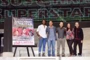 Foto/IPP/Gioia Botteghi 17/09/2014 Roma Jesus Christ Superstar con la reunion , al sistina nella foto: feysal Bonciani, Massimo Romeo Piparo, Ted Neeley, Yvonne Elliman e Barry Dennen