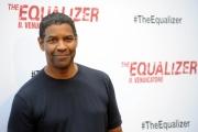 Foto/IPP/Gioia Botteghi 17/09/2014 Roma presentazione del film The Equalizer, nella foto:  Denzel Washington