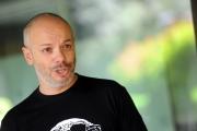 Foto/IPP/Gioia Botteghi       26/09/2014 Roma presentazione della nuova serie di GAZEBO, nella foto Diego Bianche in arte Zoro
