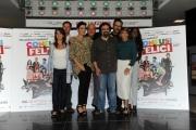 Foto/IPP/Gioia Botteghi 27/10/2014 Roma presentazione del film Confusi e felici, nella foto: il cast