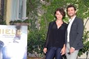 Foto/IPP/Gioia Botteghi 29/04/2013 Roma presentazione del film Miele nella foto Jasmine Trinca e Vinicio Marchioni