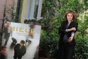 Foto/IPP/Gioia Botteghi 29/04/2013 Roma presentazione del film Miele nella foto Valeria Golino Regia