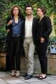 Foto/IPP/Gioia Botteghi 29/04/2013 Roma presentazione del film Miele nella foto Jasmine Trinca e Vinicio Marchioni e Valeria Golino