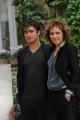Foto/IPP/Gioia Botteghi 29/04/2013 Roma presentazione del film Miele nella foto Riccardo Scamarcio e Valeria Golino
