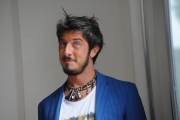 Foto/IPP/Gioia Botteghi 02/10/2014 Roma presentazione del film TUTTO MOLTO BELLO, nella foto: Paolo Ruffini
