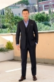 Foto/IPP/Gioia Botteghi   03/10/2014 Roma presentazione del film Dracula UNTOLD, nella foto:  LUKE EVANS