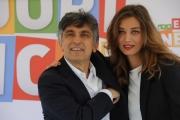 Foto/IPP/Gioia Botteghi  09/10/2014 Roma presentazione del film E FUORI NEVICA, nella foto Vincenzo Salemme