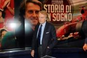 Foto/IPP/Gioia Botteghi  15/10/2014 Roma porta a porta ospite Luca Cordero di Montezemolo