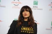 Foto/IPP/Gioia Botteghi 18/10/2014 Roma Romacinemafest film Buoni a nulla, nella foto  : Valentina Lodovini