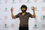 Foto/IPP/Gioia Botteghi 19/10/2014 Roma Romacinemafest film Milionari, nella foto   : Francesco Scianna