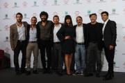 Foto/IPP/Gioia Botteghi 19/10/2014 Roma Romacinemafest film Milionari, nella foto  : il cast