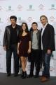 Foto/IPP/Gioia Botteghi 19/10/2014 Roma Romacinemafest film Escobar Paradise, nella foto  : Josh Hutcherson e Claudia Traisac, Benicio Del Toro e Andrea Di Stefano