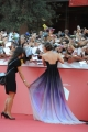 Foto/IPP/Gioia Botteghi 19/10/2014 Roma Romacinemafest red carpet, nella foto   : Lily Collins