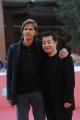 Foto/IPP/Gioia Botteghi 20/10/2014 Roma Romacinemafest red carpet, nella foto : Jia Zhanghke e Walter Salles