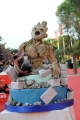 Foto/IPP/Gioia Botteghi 21/10/2014 Roma Romacinemafest red carpet, nella foto :  Guardians of the Galaxy ospite la torta sul red carpet