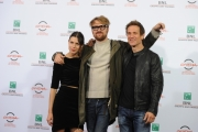 Foto/IPP/Gioia Botteghi 24/10/2014 Roma Romacinemafest film Index Zero , nella foto : il regista Lorenzo Sportiello, Simon Merrrels, Ana Ularu