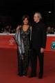 Foto/IPP/Gioia Botteghi 25/10/2014 Roma Romacinemafest red carpet, nella foto : Mariano Rigillo con la moglie Anna Teresa Rossini