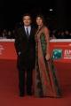 Foto/IPP/Gioia Botteghi 25/10/2014 Roma Romacinemafest red carpet, nella foto: Giorgio Restelli con Camilla Nesbit